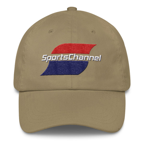 SportsChannel Retro Classic Dad Cap