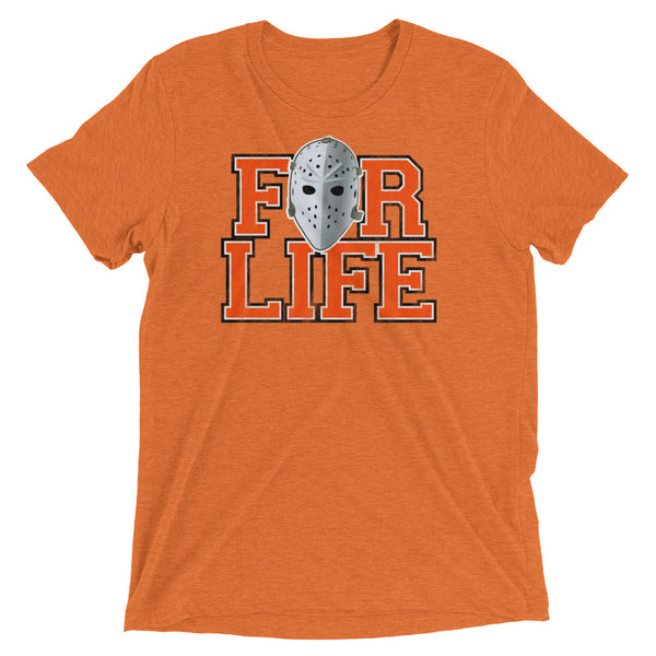 Pelle For Life Short Sleeve Tri-Blend Tee Shirt