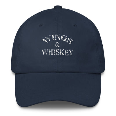 Wings and Whiskey Classic Dad Cap - Generation T