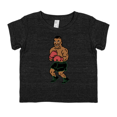 Retro Tyson Punchout Inspired Infant Tri-Blend Short-Sleeve Tee - Generation T
