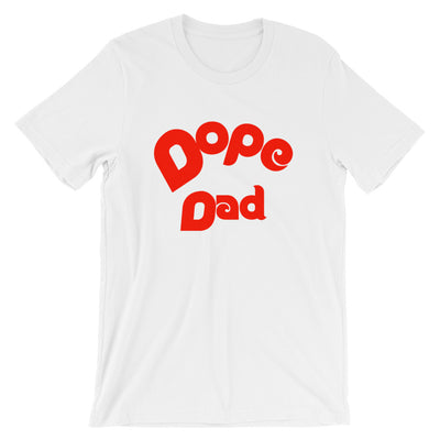 Dope Dad Short-Sleeve Unisex T-Shirt