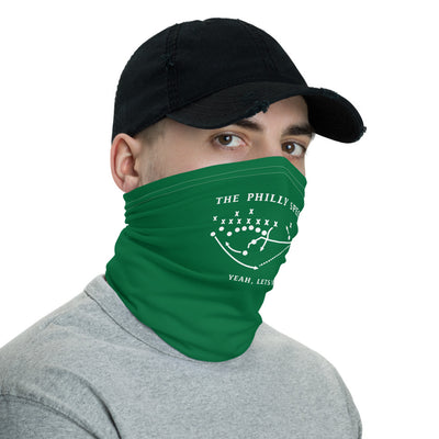 The Philly Special Face Mask Neck Gaiter