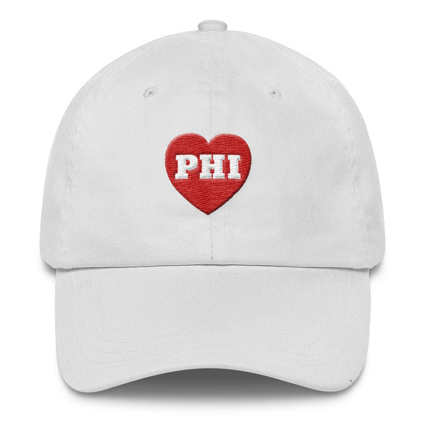 Philly Baseball Love Classic Dad Cap - Generation T