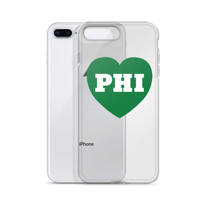 Philly Football Love iPhone Case