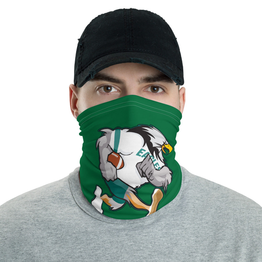 Retro Philly Football Bird Neck Gaiter