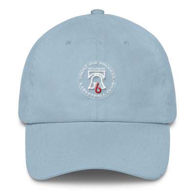 Trust Basketball Club Classic Embroidered Dad Cap - Generation T
