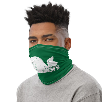 Retro Hartford Whalers Pucky Inspired Face Mask Neck Gaiter
