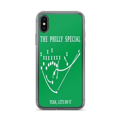The Philly Special iPhone X/XS Case
