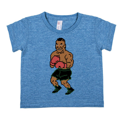 Mike Tyson Punchout Inspired Infant Tri-Blend Short-Sleeve Tee - Generation T