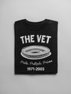 Retro The Vet Unisex Triblend Tee in Back