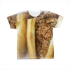 Philly Cheesesteak Image Adult Tee Shirt - Generation T