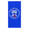 Trust the Process Hoops Club Beach Towel