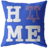 Philly is Home Basketball Edition Pillow