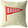 Hooray for Bacon Pillow