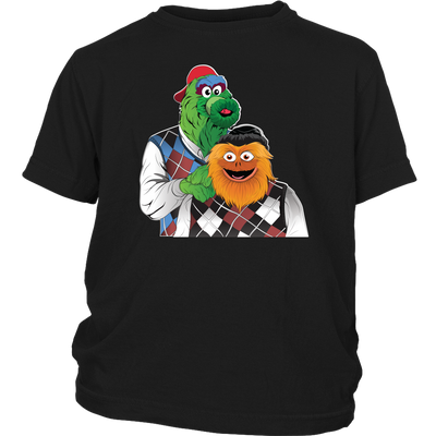 Mascot Brothers Youth T-Shirt