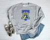 Retro The Philadelphia Bell Crewneck Pullover Sweatshirt