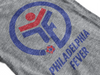 Retro Philadelphia Fever Men's Triblend T-Shirt - Generation T