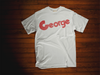 Girard Bank George ATM Machine Retro T-Shirt