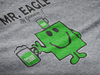 Mr. Eagle Men's Triblend T-Shirt - Generation T
