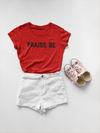 Praise Be Ladies' Relaxed Jersey Short-Sleeve T-Shirt
