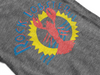 Retro Distressed Rock Lobster Men's Triblend T-Shirt