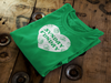 Philly Sunday Funday Heart Green T-Shirt