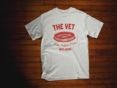 The Vet Baseball Edition V2 T-Shirt