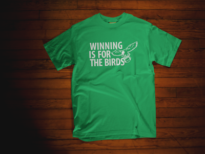 Winning is For The Birds Unisex T-Shirt