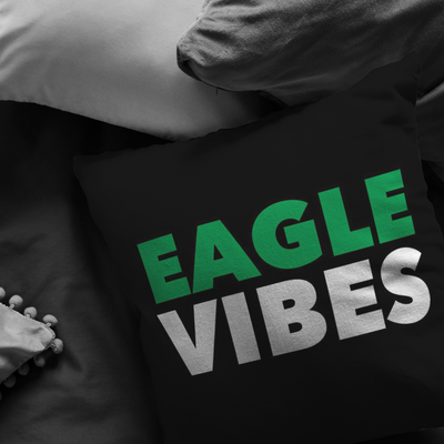 Eagle Vibes Pillow