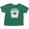 Wentz QB Label Toddler T-Shirt