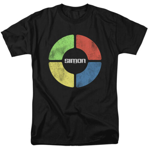 Mens Simple Simon Retro T Shirt