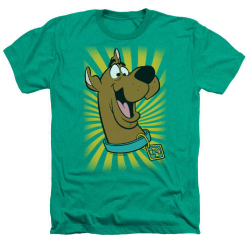 Scooby Doo TM Heathered Mens Tee Shirt - Generation T