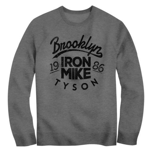 Mike Tyson Iron Mike Adult Sweatshirt - Generation T