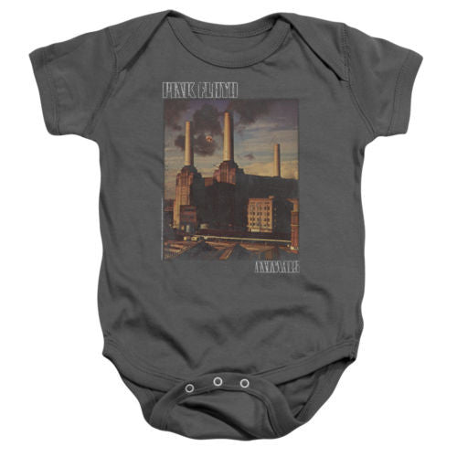 Pink Floyd Faded Animals Infant Snapsuit