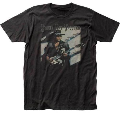 Mens Stevie Ray Vaughan Texas Flood T-Shirt