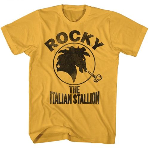 Rocky The Italian Stallion Mens T-Shirt - Generation T