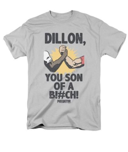 Mens Predator Dillon You Son Of A Tee Shirt
