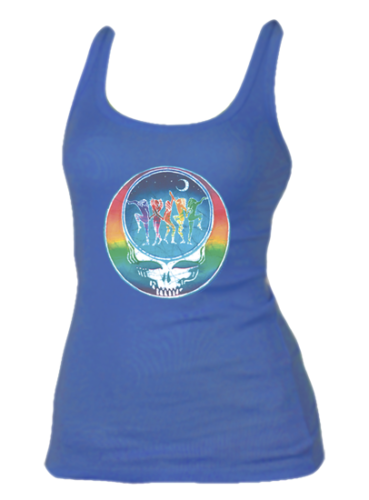 Womens Dance Your Face Tank Top