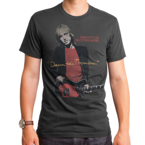 Mens Tom Petty Damn The Torpedoes Tee Shirt