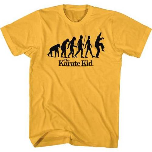 Mens The Karate Kid Evolution T-Shirt