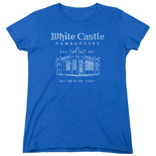 White Castle By The Sack Womens T-Shirt