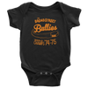 The Vet and Broad Street Bullies Adult Infant Bodysuit Set