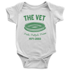 The Vet Retro Infant Bodysuit - Generation T
