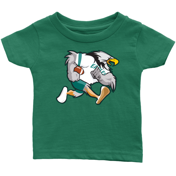 Retro Philadelphia Bird Infant and Toddler T-Shirt