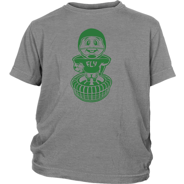 Retro Philly Football Bobblehead Youth T-Shirt