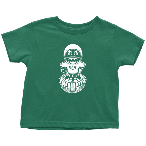 Retro Philly Football Bobblehead Toddler Tee Shirt