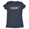 Philadelphia Top Gun Ladies Tri Blend T-Shirt - Generation T