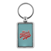 Retro The Baseball Bunch Keychain