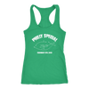 Philly Special Racerback Womens Tank Top - Generation T
