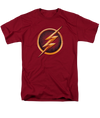THE FLASH/CHEST LOGO - Generation T